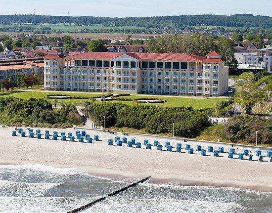 Morada Strandhotel Außenansicht