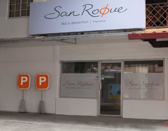 San Roque Bed & Breakfast Panama: Interior