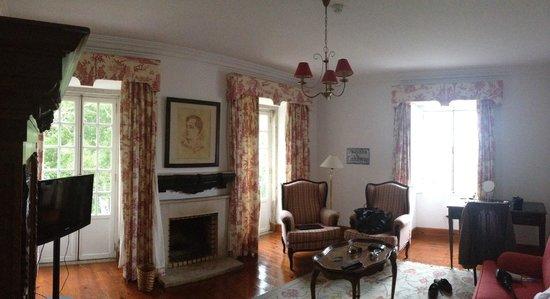 Lawrence's Hotel: Номер Лорд Байрон