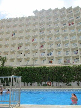 Sol y Vera Apartments: panorama
