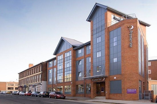 Premier Inn Chester City Centre Hotel: Chester City Centre Exterior