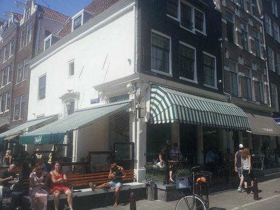 Ext rieur photo de winkel 43 amsterdam tripadvisor for Exterieur winkel