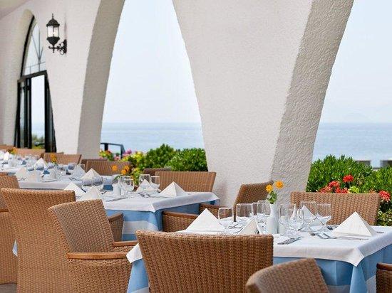 Mitsis Norida Beach Hotel: Restaurant