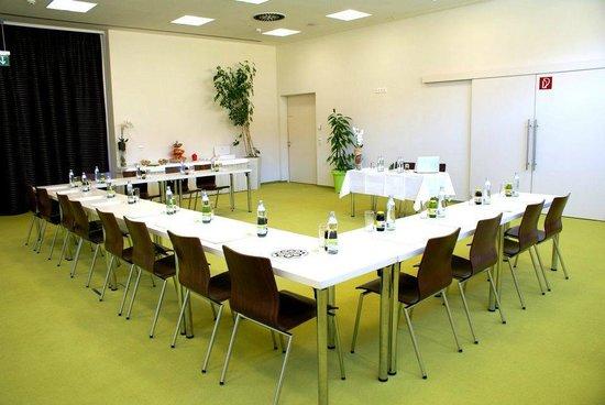 Hotel Die Zeit: Seminarraum