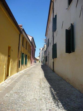 Venetian Hostel: Frente do Hostel
