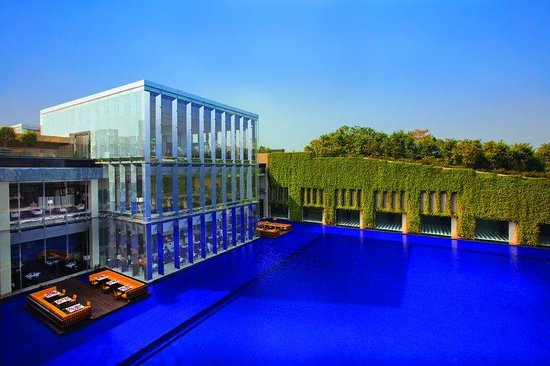 The Oberoi, Gurgaon - Exterior