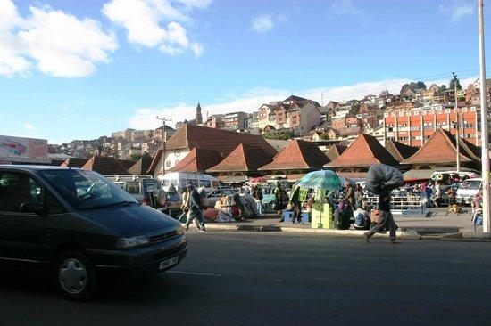 Hotel Belvedere: Pavilions market