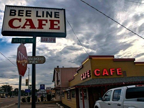 Beeline Cafe: Bee Line Cafe...Great Breakfast Stop
