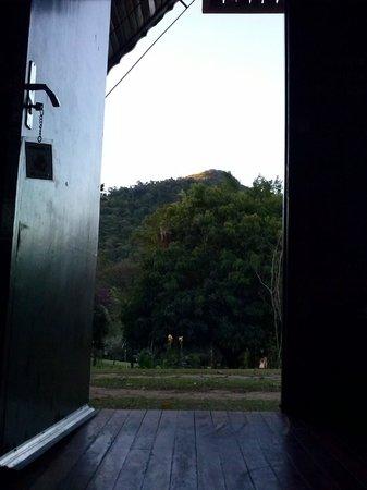 c6c529701 Vista do chalé - Foto de Gruta Dos Anões Camping E Chalés