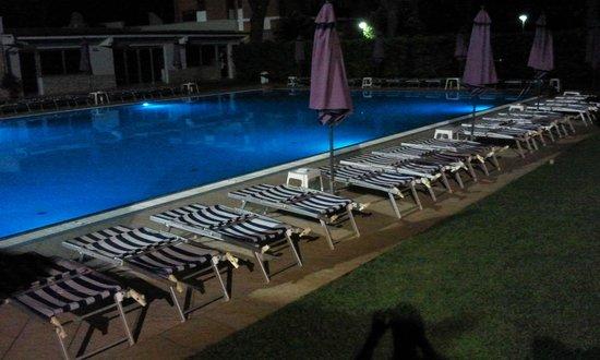 Albergo Mediterraneo: piscina molto carina