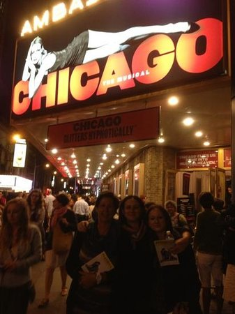 Chicago the Musical: Ambassador Theatre