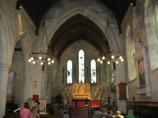 St. Alban's Church: Inside St Albans