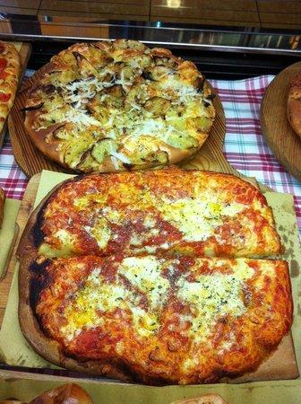 Capricci di Sicilia: Pizze Siciliane
