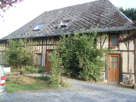 La Ferme Saint Nicolas : our accomodation