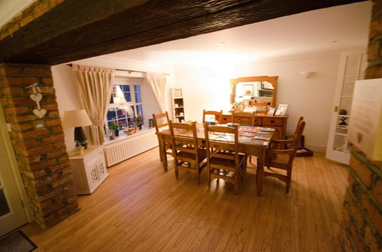 Culmore Cottage : Salle à manger