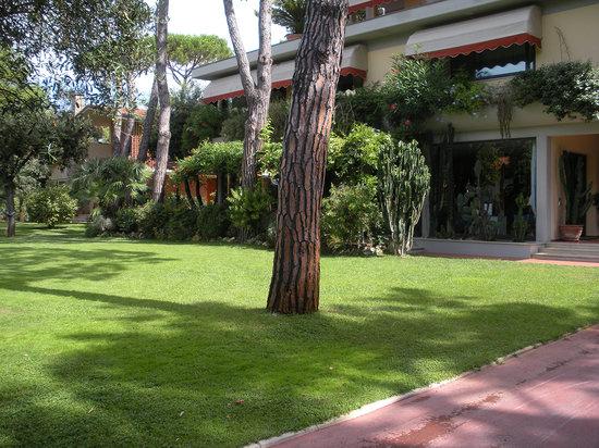 Hotel Andreaneri: L'hotel dal giardino
