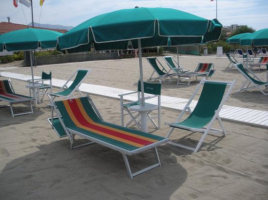 Hotel Andreaneri: Bagni Nettuno