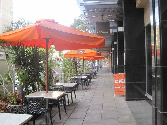 Majestic Roof Garden Hotel: esterno dell'otel
