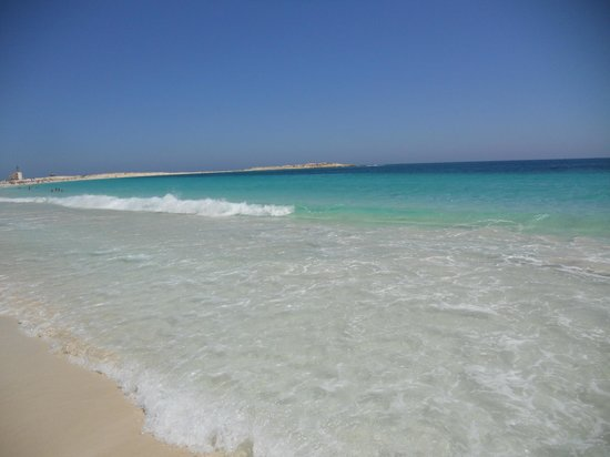 Jaz Almaza Beach Resort: caraibi o quasi!