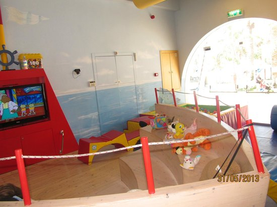 Isrotel Yam Suf Hotel: Part of the Children's Club