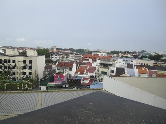 Wana Riverside Hotel: Scenic view of the Malacca River from the room