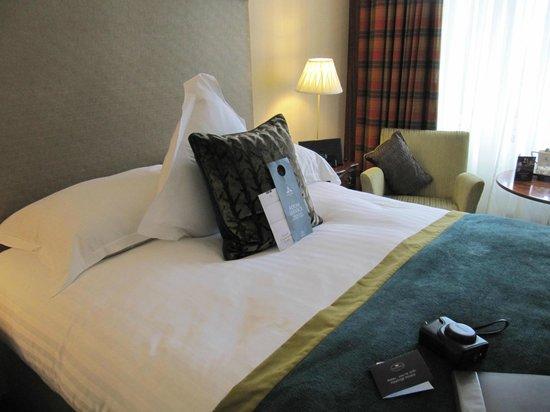 Europa Hotel - Belfast: Bed