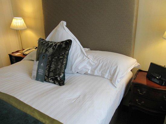 Europa Hotel - Belfast: Pillows