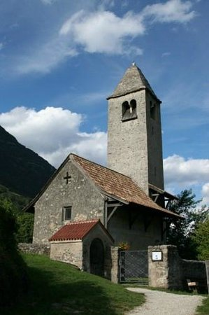 St. Prokolus Kirchlein + Museum: Esterno della chiesa