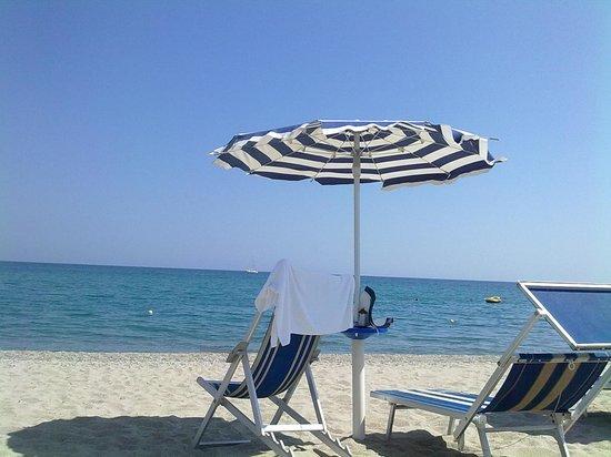 Il Partenone Resort Hotel: spiaggia