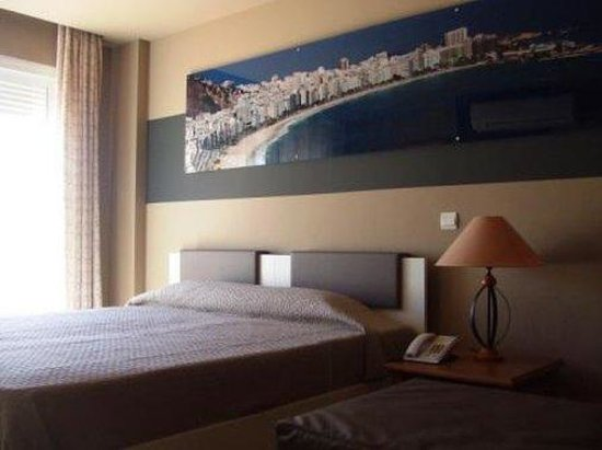 Aparthotel Autosole: Guest Room