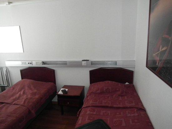 Hotel Cikada: Rum