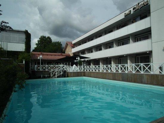 Hotel Cikada: Pool