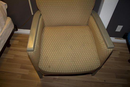 Studio 6 Van Nuys: le fauteuil