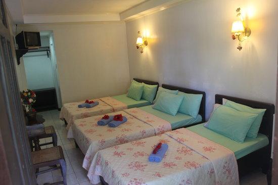 Rio Grande de Laoag Resort and Hotel : Family  room