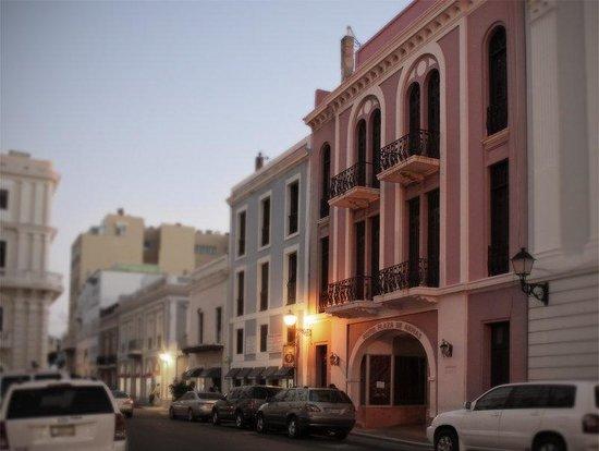 Hotel Plaza De Armas: Exterior