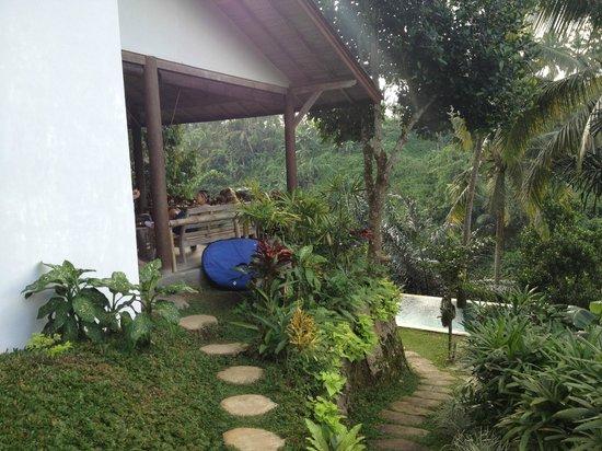 Zenubud: villa 2 chambres