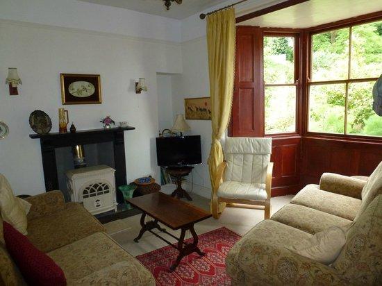 Thatch Close Farm B&B: Guest sitting room