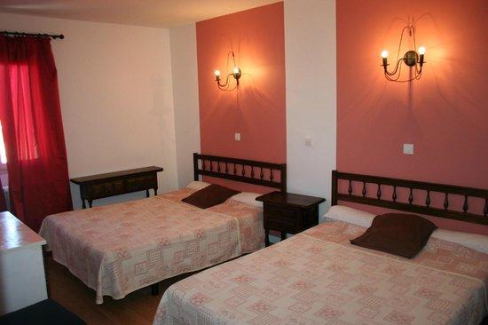 Hotel Amatcho Anton : notre chambre de 4