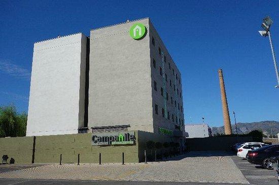 Campanile Malaga: ホテル