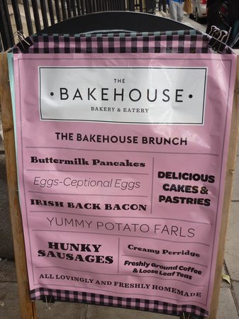 The Bakehouse: Too many attractions!