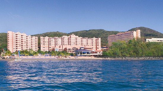 Azul Ixtapa Beach Resort & Convention Center: Azul Ixtapa Vista Al Mar