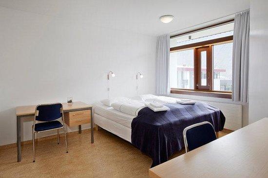 Edda Hotel Isafjordur: Double Room with private bathroom