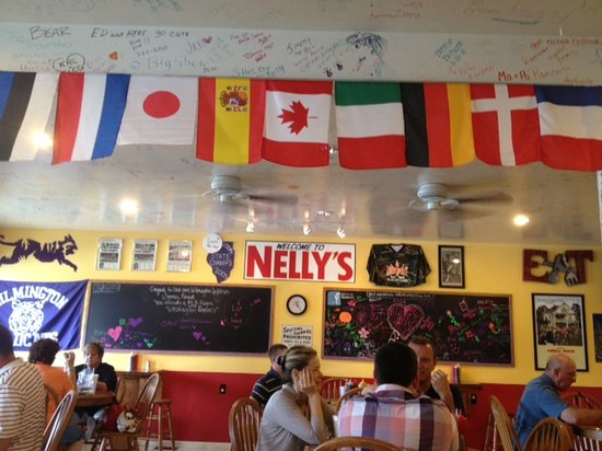 Nelly's on Rt.66: interno locale