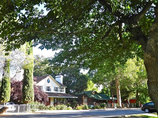 Kern River Inn Bed and Breakfast : Kern River Inn B&B