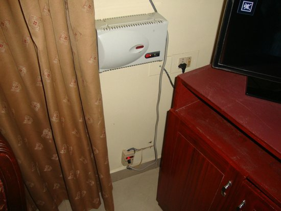 The Vyshakh: Be ready for a electric shock!!!,take care of your kids