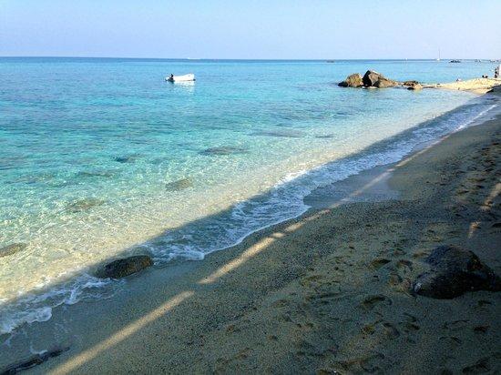 Villaggio Club Agrumeto: Il mare