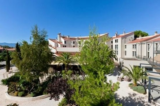 Hotel Spa Las Motas: Vue de l'hôtel et restaurant Las Motas