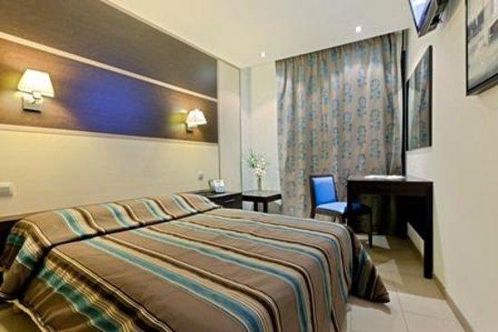 Hotel Spa Las Motas: Chambre double