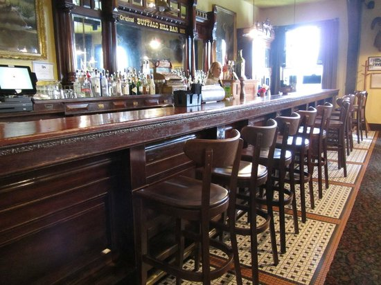 The Historic Sheridan Inn: Le Bar