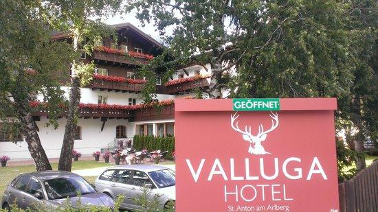 Valluga Hotel: hotel valluga